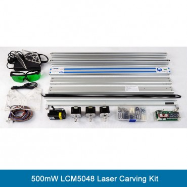 LCM5048 Laser Carving Kit (500mW)