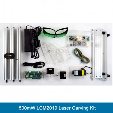LCM2019 Laser Carving Kit (500mW)