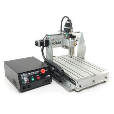 OMIOCNC X4M-USB CNC Router/Engraving/drilling/milling machine