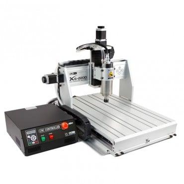X6-2200L-USB CNC Desktop Engraver