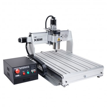 OMIOCNC X6M-USB CNC Router/Engraving/drilling/milling machine