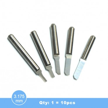 ZD3 Single blade straight milling cutter