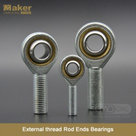 External thread Rod Ends Bearings