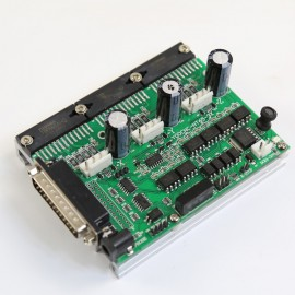 NT65-3X 3-Axis stepper drive integrated control board