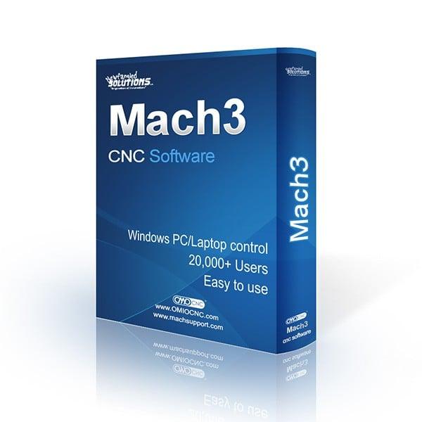 Mach3 CNC Software -omiocnc com