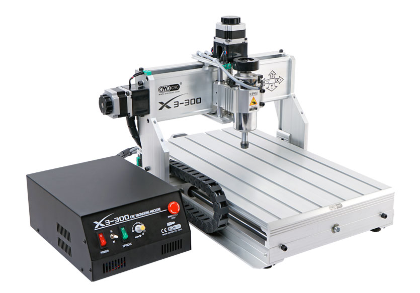 small x machine